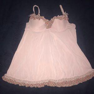 NWT Victoria Secret lingerie babydoll dress!!